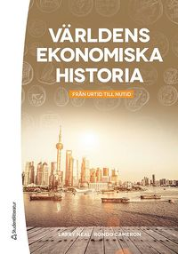bokomslag Världens ekonomiska historia - från urtid till nutid