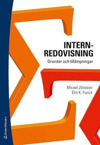 bokomslag Internredovisning : grunder och tillämpningar