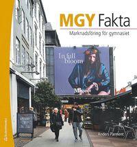 bokomslag MGY Fakta Elevpaket Digitalt + Tryckt - Marknadsföring för gymnasiet