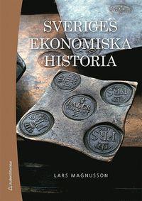 bokomslag Sveriges ekonomiska historia