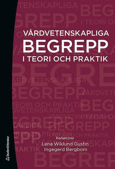 bokomslag Vårdvetenskapliga begrepp i teori och praktik