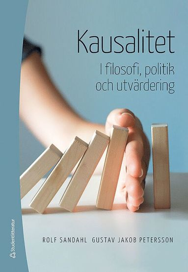 bokomslag Kausalitet : i filosofi, politik och utvärdering