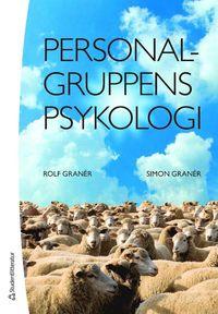 bokomslag Personalgruppens psykologi