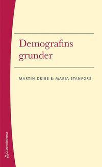 bokomslag Demografins grunder