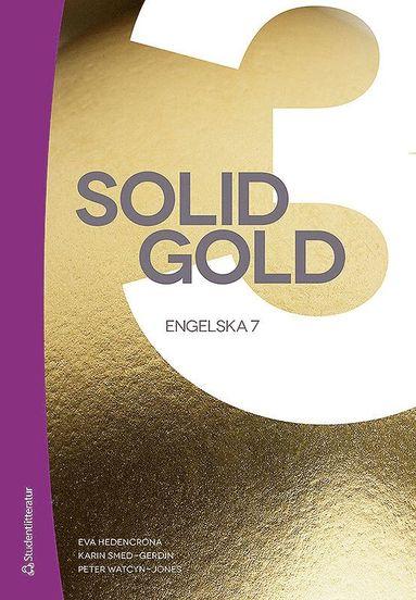 bokomslag Solid Gold 3 elevpaket (Bok + digital produkt)
