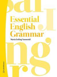 bokomslag Essential English Grammar