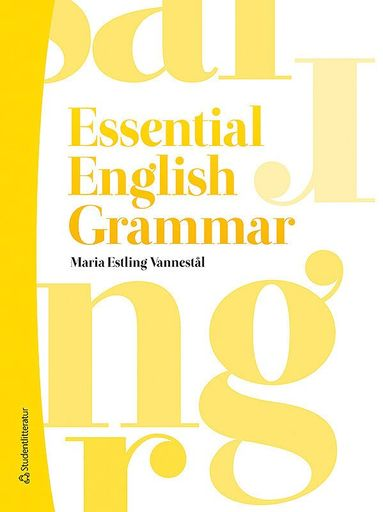 bokomslag Essential English Grammar