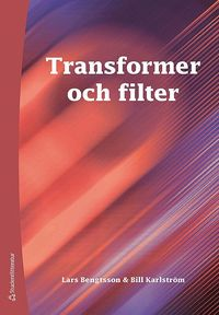 bokomslag Transformer och filter