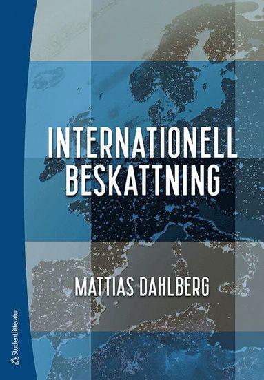 bokomslag Internationell beskattning
