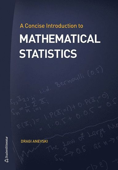 bokomslag A concise introduction to mathematical statistics