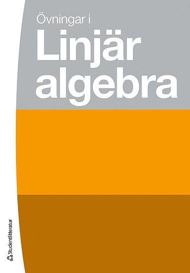 bokomslag Övningar i linjär algebra