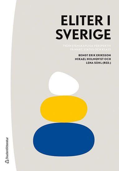 bokomslag Eliter i Sverige : tvärvetenskapliga perspektiv på makt, status och klass