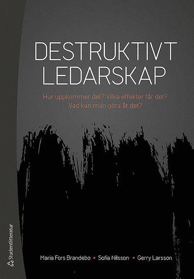 bokomslag Destruktivt ledarskap : Hur uppkommer det? Vilka effekter får det? Vad kan man göra åt det?
