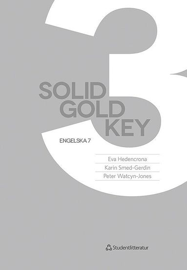 bokomslag Solid Gold 3 Key