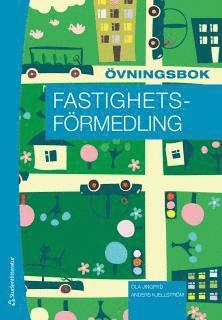 bokomslag Fastighetsförmedling : övningsbok