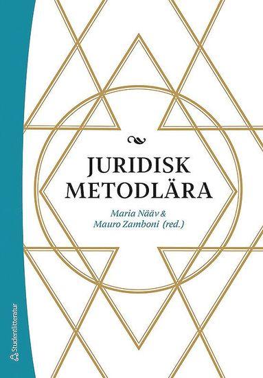 bokomslag Juridisk metodlära