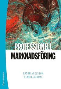 bokomslag Professionell marknadsföring