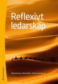 bokomslag Reflexivt ledarskap