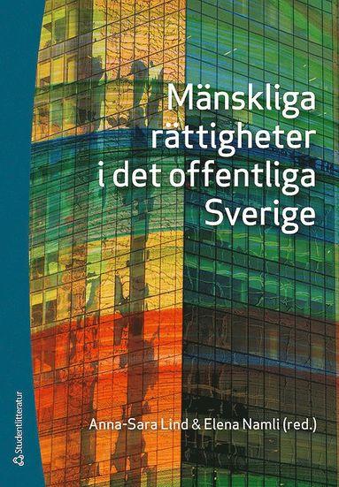 bokomslag Mänskliga rättigheter i det offentliga Sverige