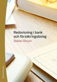 bokomslag Redovisning i bank och försäkringsbolag