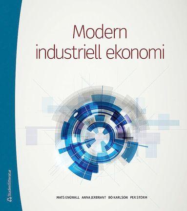 bokomslag Modern industriell ekonomi