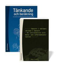bokomslag Tänkande och Beräkning & Datorn i världen - Bokpaket