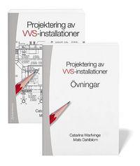 bokomslag Projektering av VVS-installationer - paket