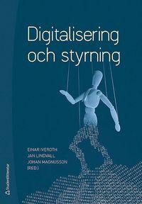 bokomslag Digitalisering och styrning