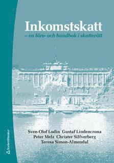 bokomslag Inkomstskatt : en läro- och handbok i skatterätt