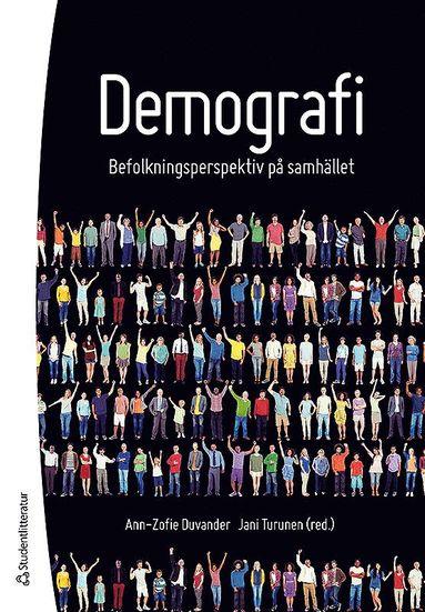 bokomslag Demografi : befolkningsperspektiv på samhället