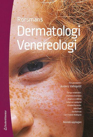 bokomslag Rorsmans Dermatologi Venereologi
