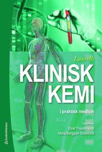bokomslag Laurells Klinisk kemi i praktisk medicin