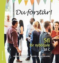 bokomslag Du förstår! Elevpaket - Digitalt + Tryckt - Sfi för nybörjare Sfi C