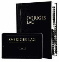 bokomslag Sveriges Lag 2018 - (bok + digital produkt)