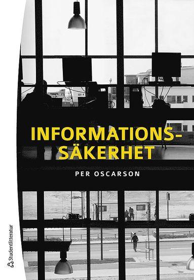 bokomslag Informationssäkerhet