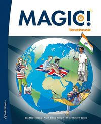 bokomslag Magic! 6 Elevpaket Digitalt + Tryckt