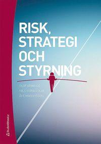 bokomslag Risk, strategi och styrning