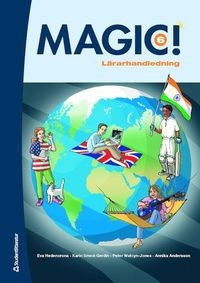 bokomslag Magic! 6 Lärarpaket - Digitalt + Tryckt