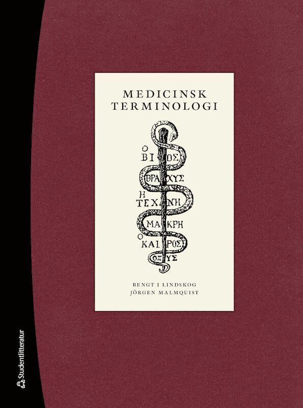 Medicinsk terminologi 1