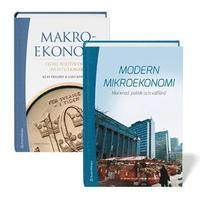 bokomslag Mikroekonomi och makroekonomi (paket) - - paket för grundkursen i nationalekonomi II