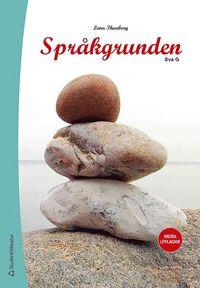 bokomslag Språkgrunden Elevpaket - Digitalt + Tryckt - Andra upplagan
