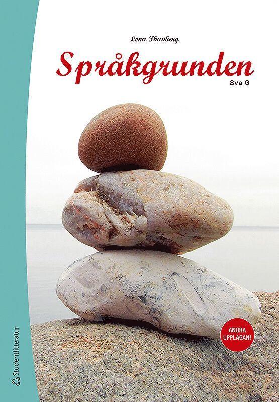 Språkgrunden Elevpaket - Digitalt + Tryckt - Andra upplagan 1