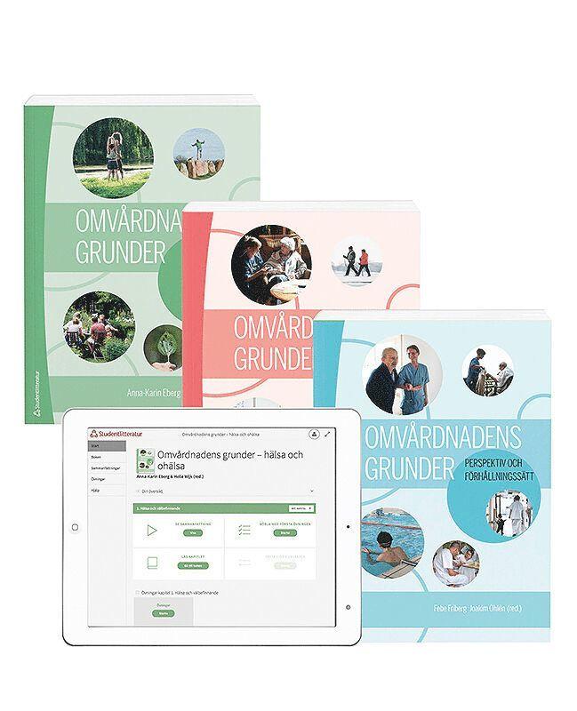 Omvårdnadens grunder - paket - (bok + digital produkt) 1