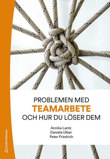 bokomslag Problemen med teamarbete och hur du löser dem