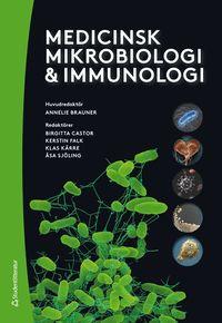bokomslag Medicinsk mikrobiologi & immunologi - (bok + digital produkt)