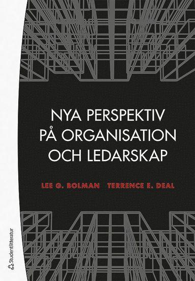 bokomslag Nya perspektiv på organisation och ledarskap