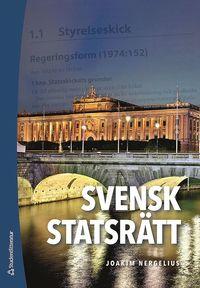 bokomslag Svensk statsrätt