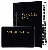 bokomslag Sveriges Lag 2019 - (bok + digital produkt)