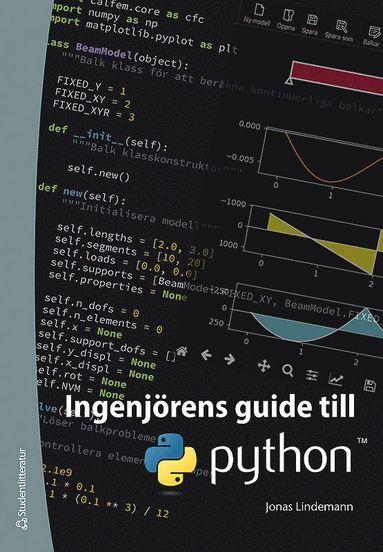 bokomslag Ingenjörens guide till Python