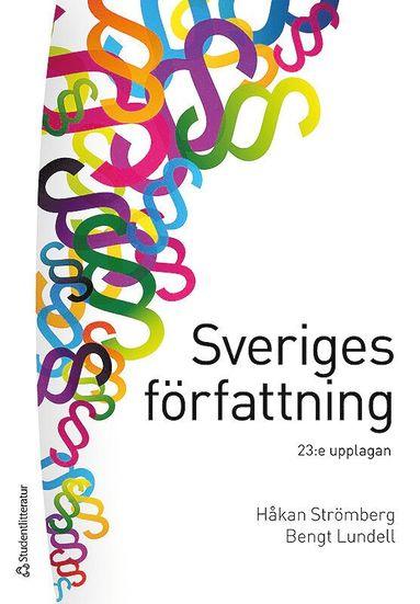 bokomslag Sveriges författning